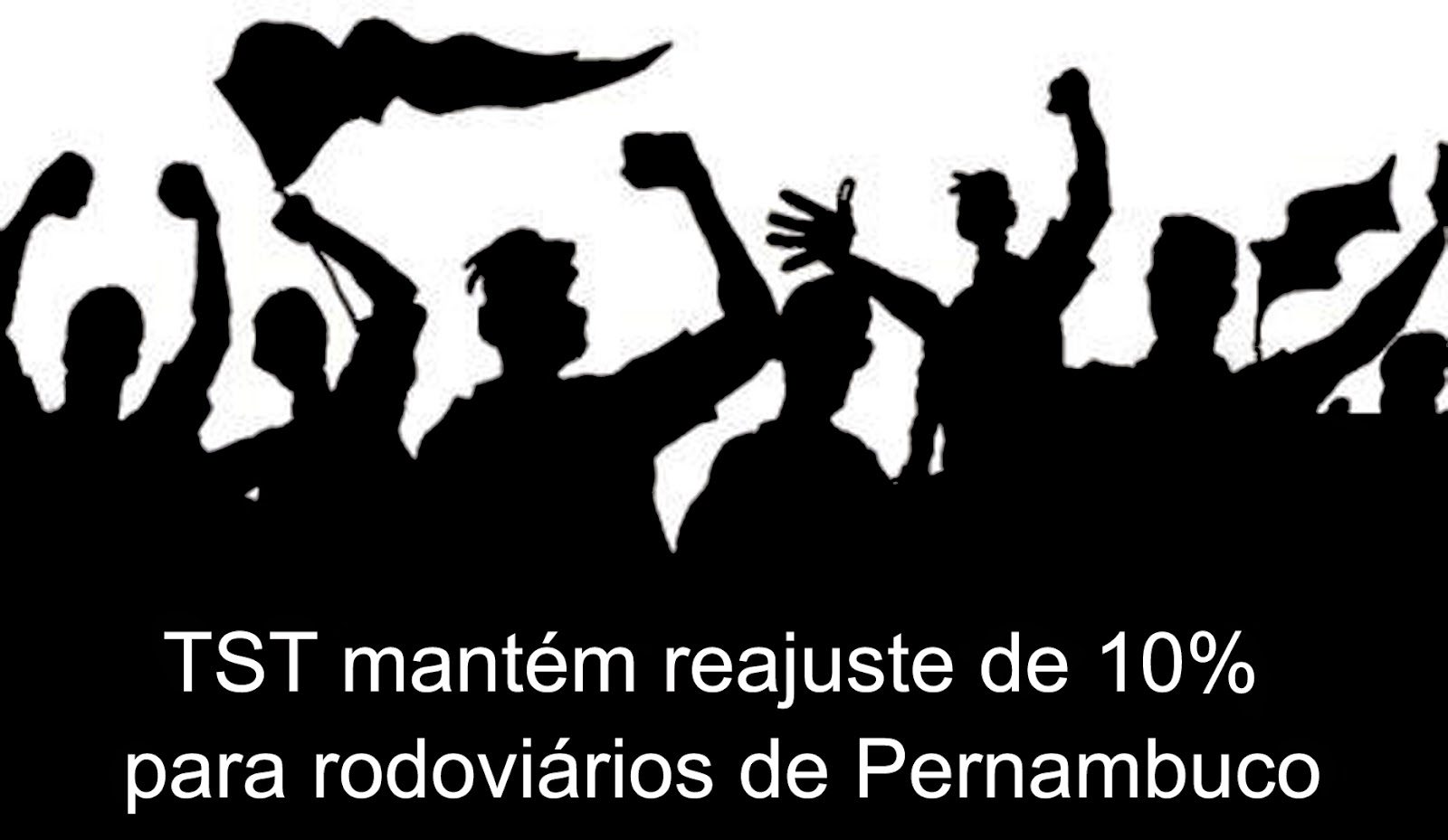 TST mantém reajuste de 10% para rodoviários de Pernambuco.