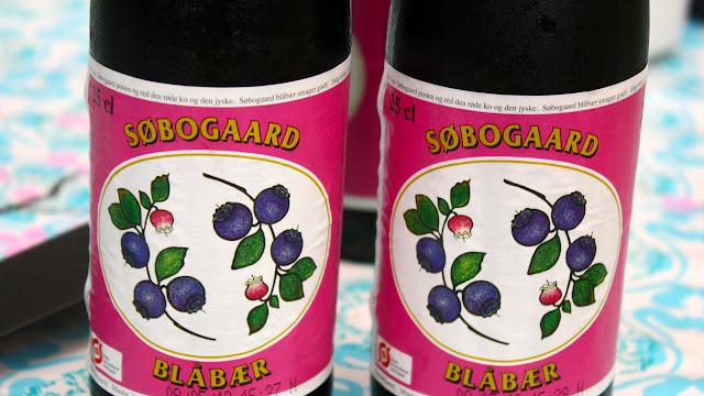 søbogaard, blåbær