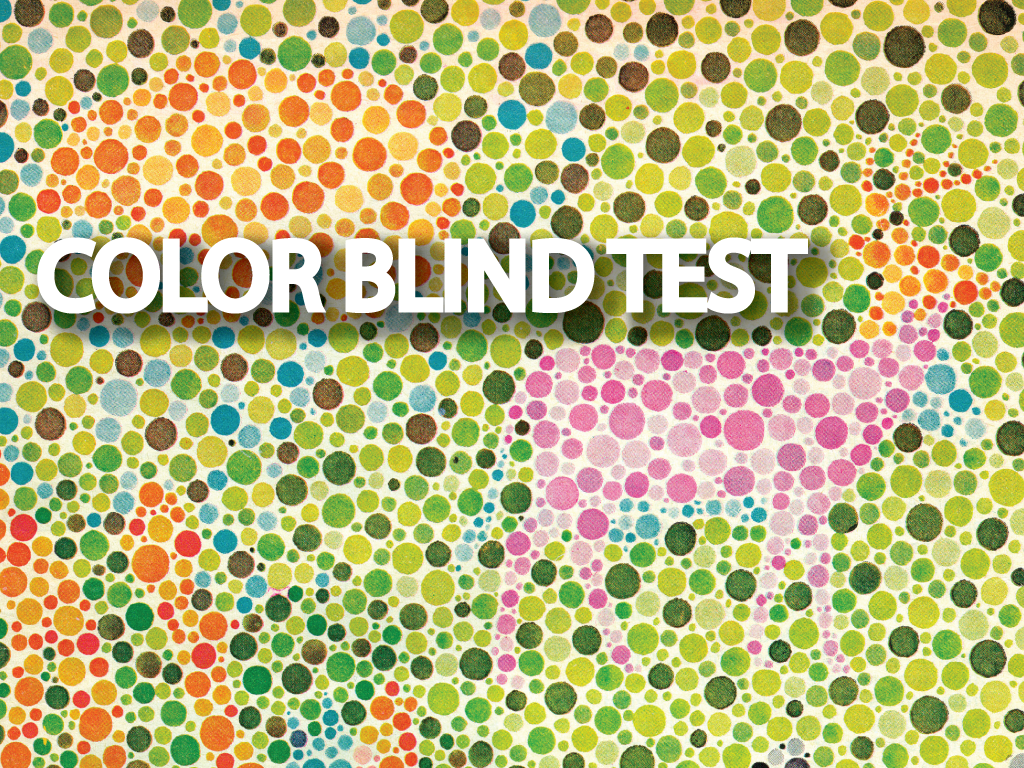 Ishihara Color Test | Focus Article