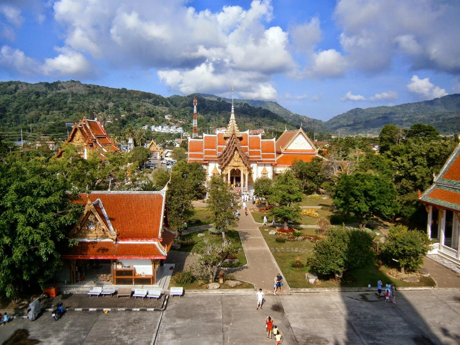храм будды пхукет