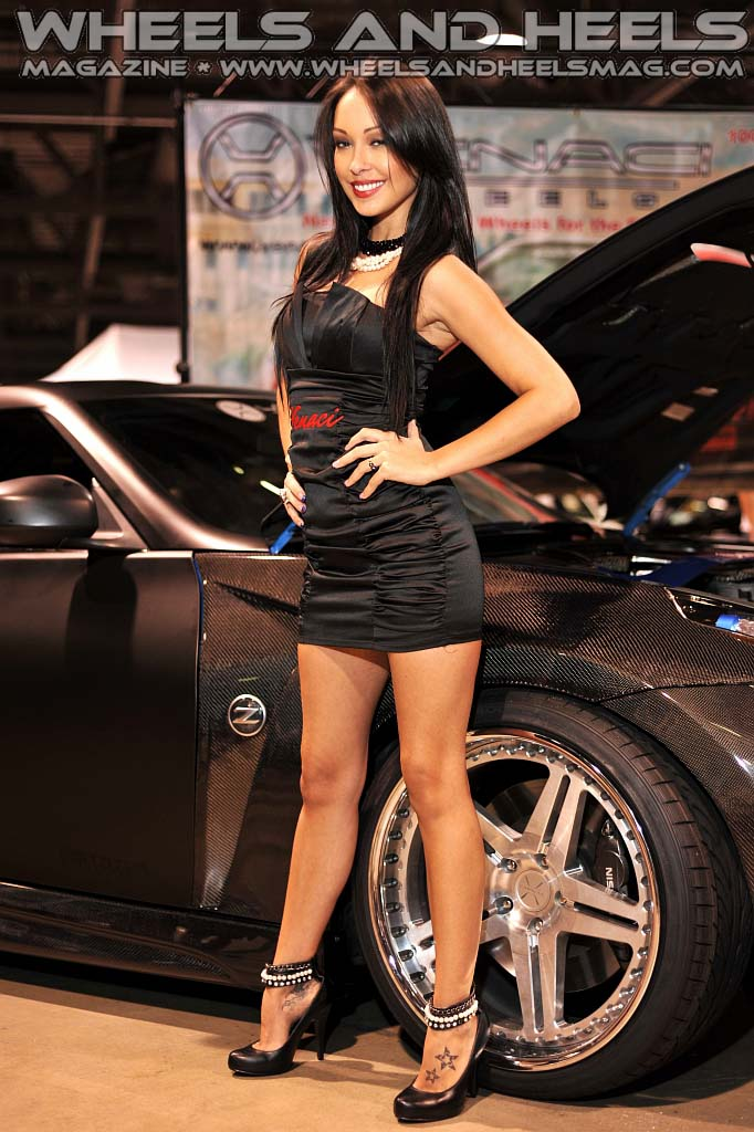 Wheels And Heels Magazine W Hm 2011 Motion Auto Show Expo