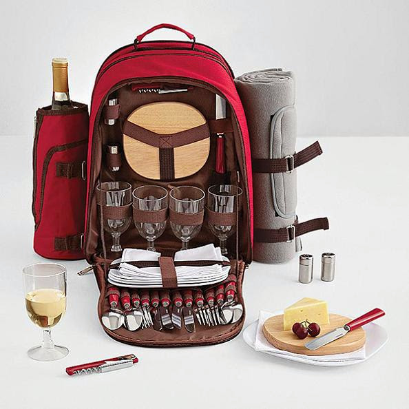 Cool and Creative Picnic Baskets and Picnic Bags (15) 12