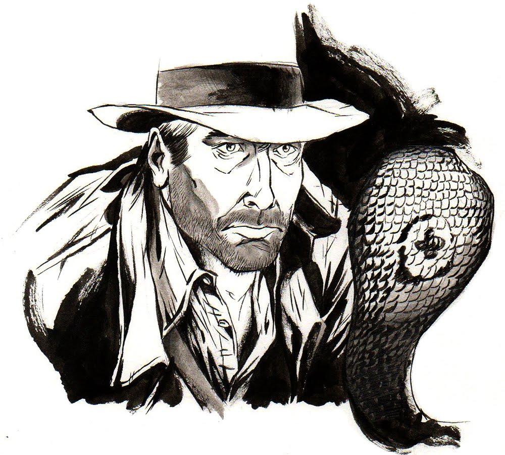 Lloyd Jones Illustration June 2011: Cameron K. Lewis Sketchblog: June 2011
