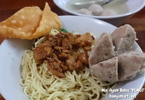 "Kuliner Jakarta - Mie Ayam Bakso ""Yunus"""