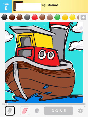 The Best of Draw Something - Tugboat
