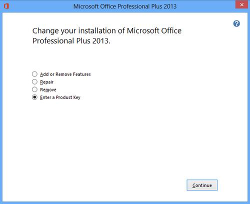 microsoft office 2013 product key list