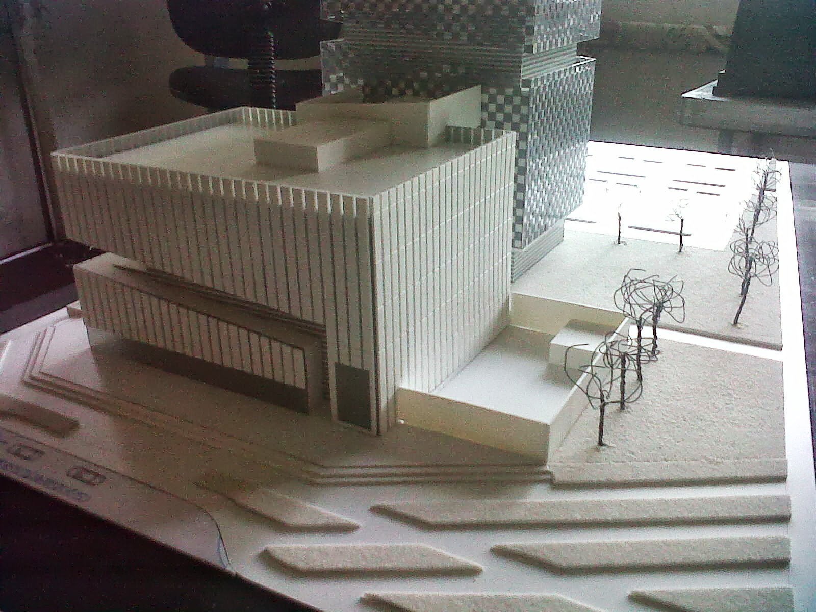Maquetas para tesis de arquitectura for Tesis de arquitectura ejemplos
