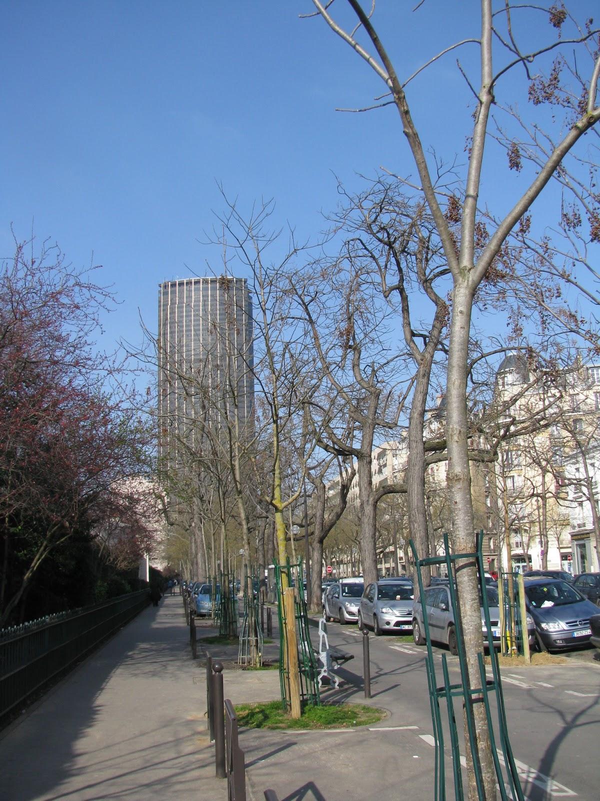 Монпарнасский небоскреб