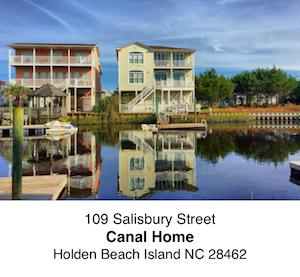 Holden Beach Island HB