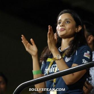 Gayatri Reddy - (26) - Gayatri Reddy Hot Pics at IPL Matches