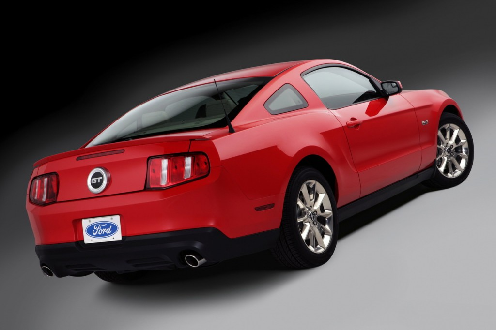 best car 2011 Ford Mustang GT