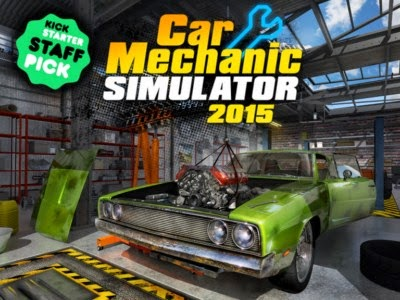 Car Mechanic Simulator 2015-CODEX PC Game - http://jembersantri.blogspot.com