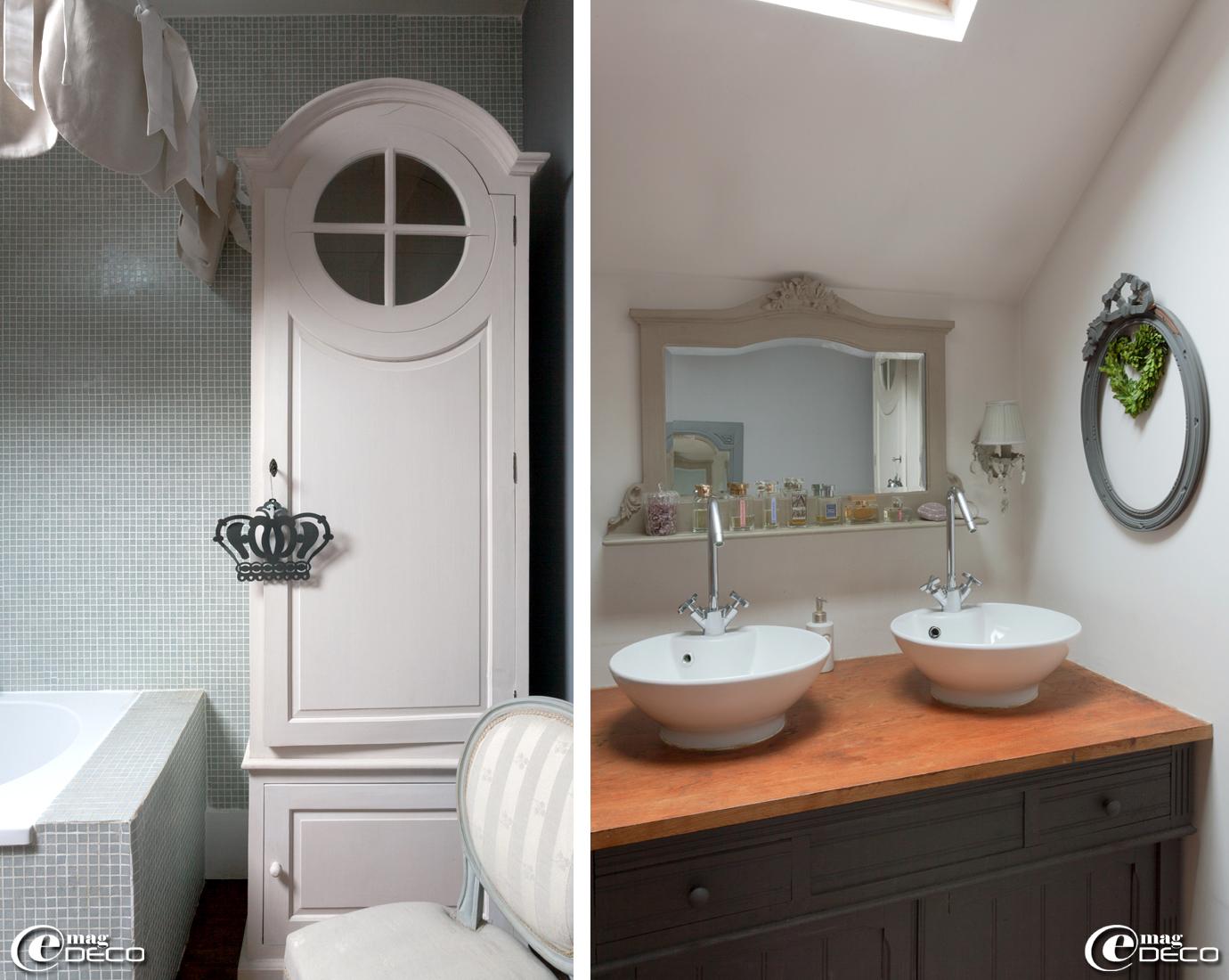 decoration au dessus d un bahut fabulous meuble dco pour petit appartement et ide dcoration. Black Bedroom Furniture Sets. Home Design Ideas
