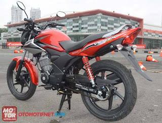 Honda Versa 150 Modif