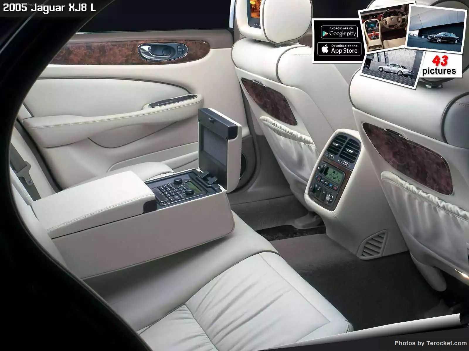 Hình ảnh xe ô tô Jaguar XJ8 L 2005 & nội ngoại thất