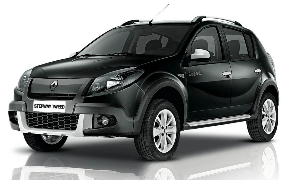 novo Renault Sandero 2014 Stepway Tweed