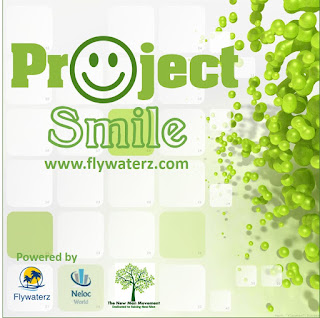 New Man Movement partners with Flywaterz Media for Project SMILE '17