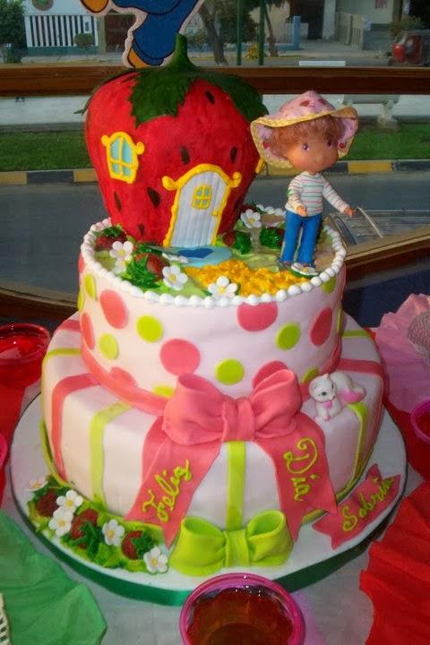 Tortas decoradas rosita fresita - Imagui