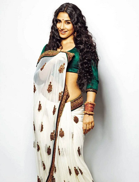 Bollywood Actresses hot in Saree