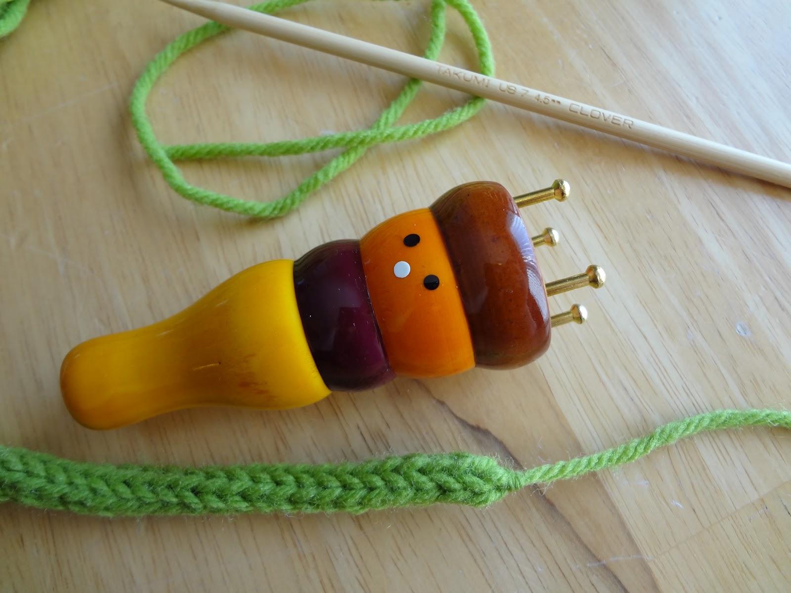 French Knitting Tutorial : Fiber flux knitting tutorials