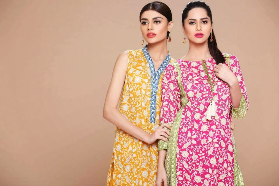 New collection of khaadi 2015