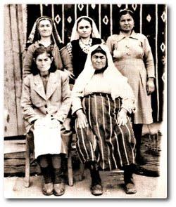 Tahsildar Yusuf Efendinin Bazı Aile Fertleri