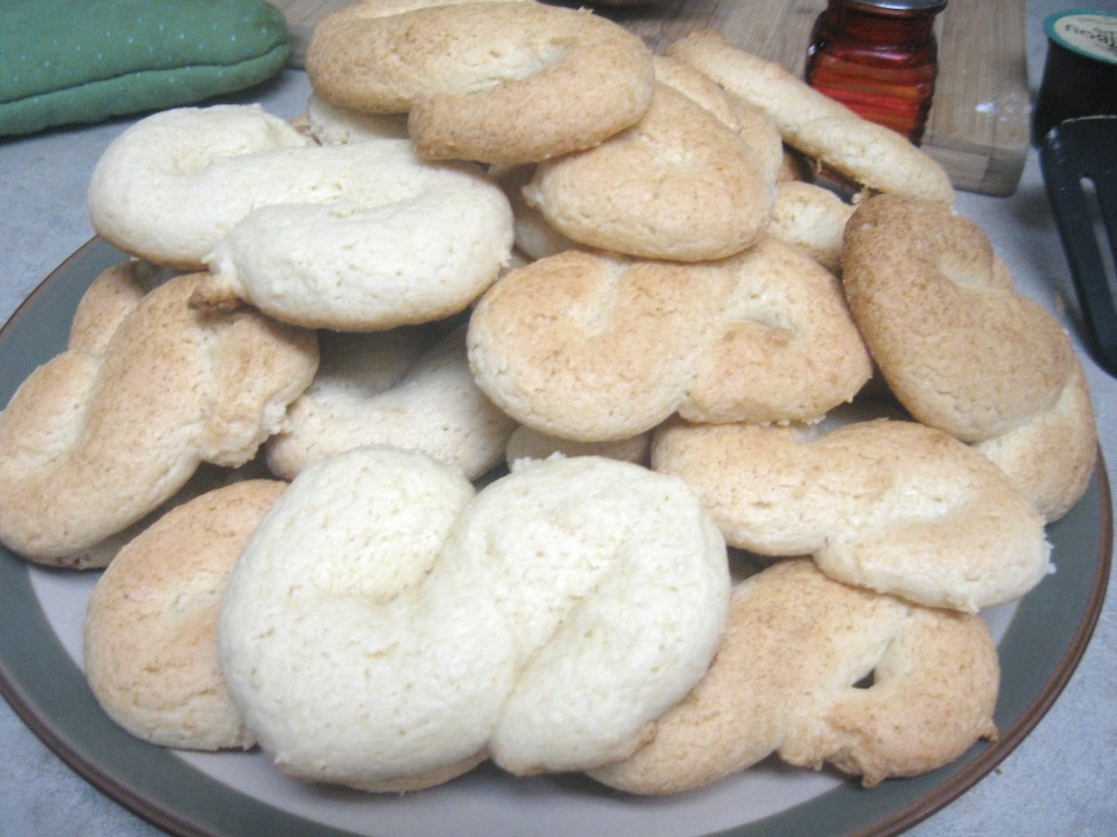 parentwin: Recipe Monday - Anisette Cookies