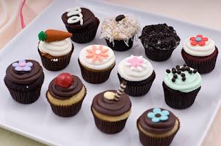 cara dan resep membuat cupcake yang lembut dengan mudah