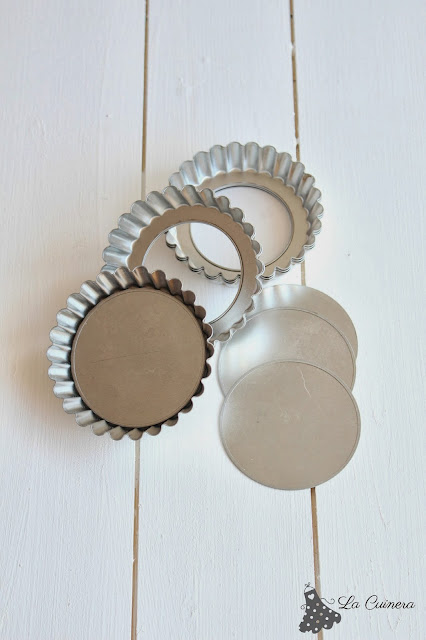 Recetas con moldes de mini tartaletas