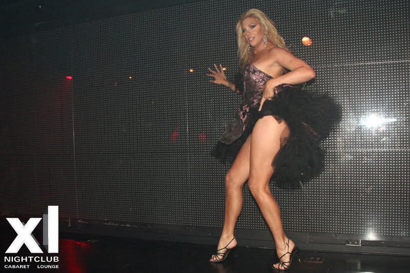 Candis cayne cock think
