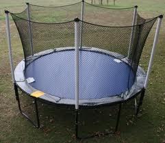 Trampoline Enclosure Replacement Net