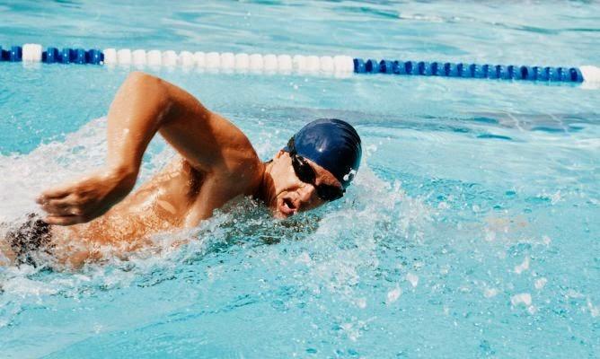 La Natación como ejercicio físico