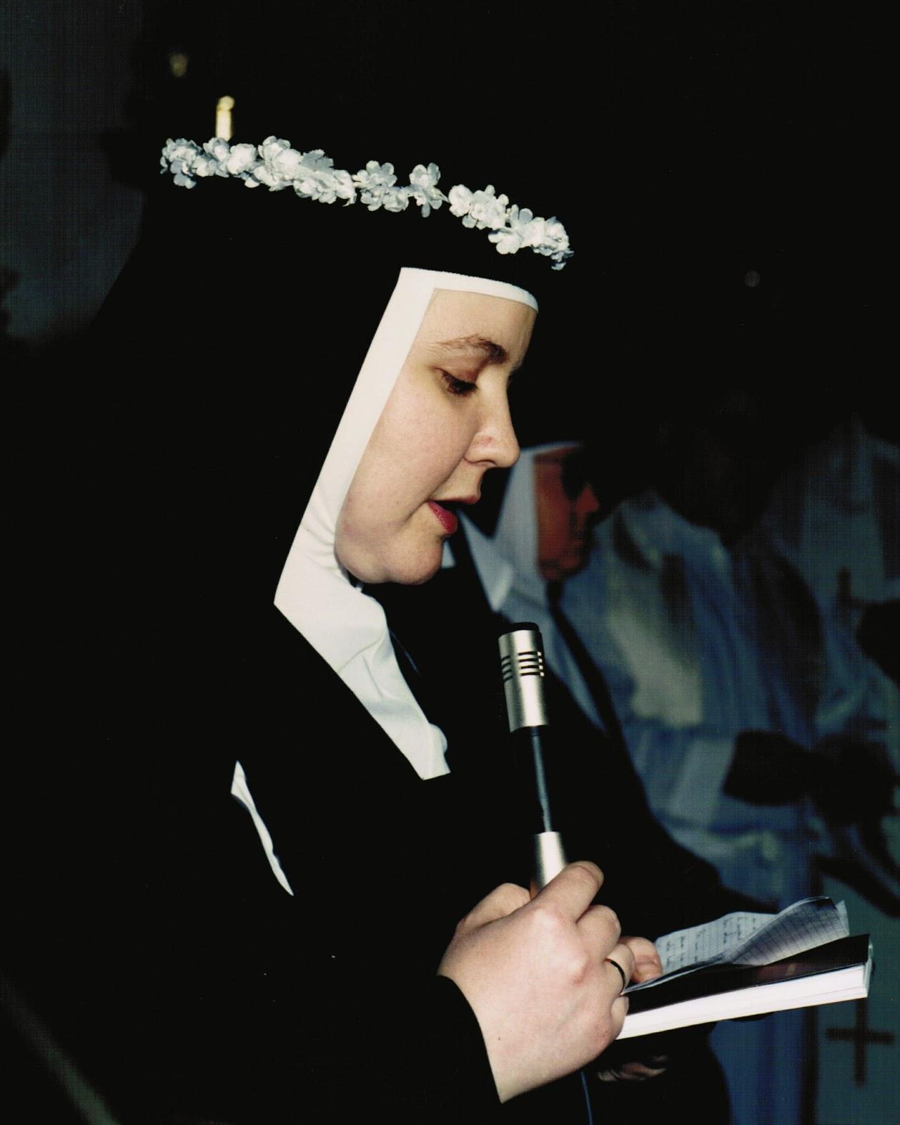 hermana religiosa: