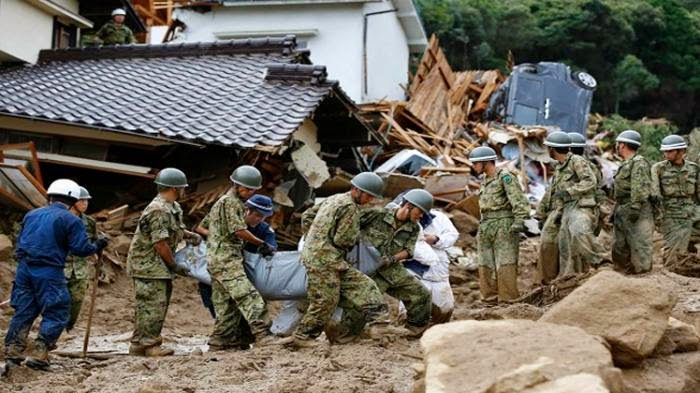Bencana Longsor Banjarnegara