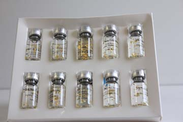 Eifeel Gold 24K Nano Gold Serums