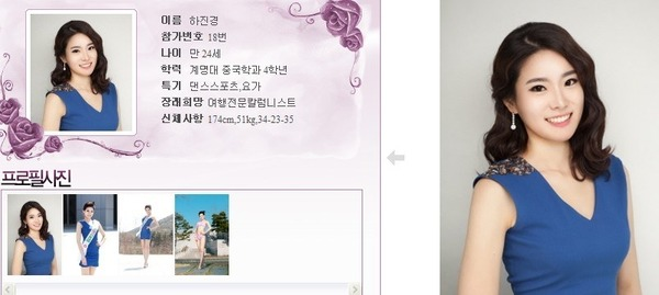 นางงามเกาหลี 2013 ศัลยกรรม หน้าเหมือนเป๊ะ - 10