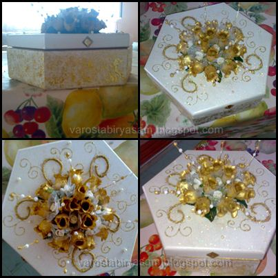 kutu örnek  peta porselen