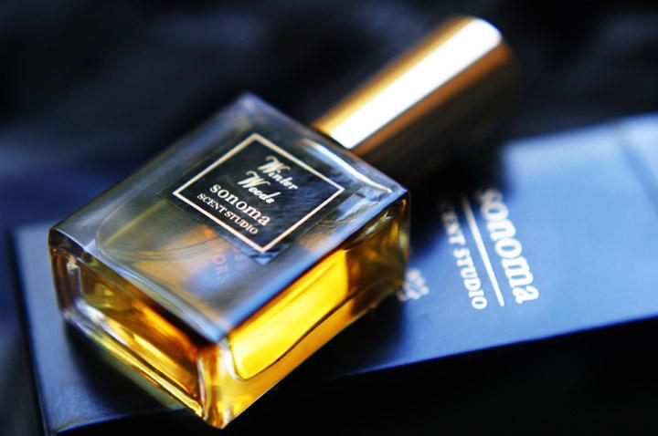 sonoma scent winter woods perfume