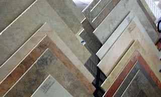 Jenis & bentuk model keramik lantai ruangan