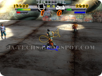 Urban Freestyle Soccer PC Game Snapshot 8