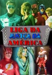 Filme Liga Da Justiça Da América Dublado AVI DVDRip