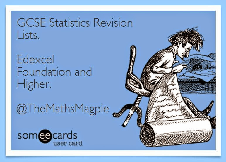 maths coursework statistics gcse