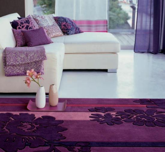 Decorar con alfombras la casa ideas para decorar - Alfombras para casa ...