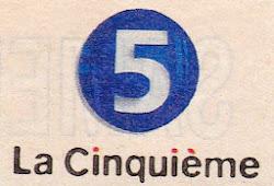 Logos La cinquième - France 5