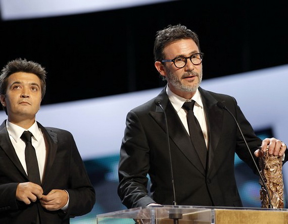 César du Cinéma 2012, Michel Hazanavicius