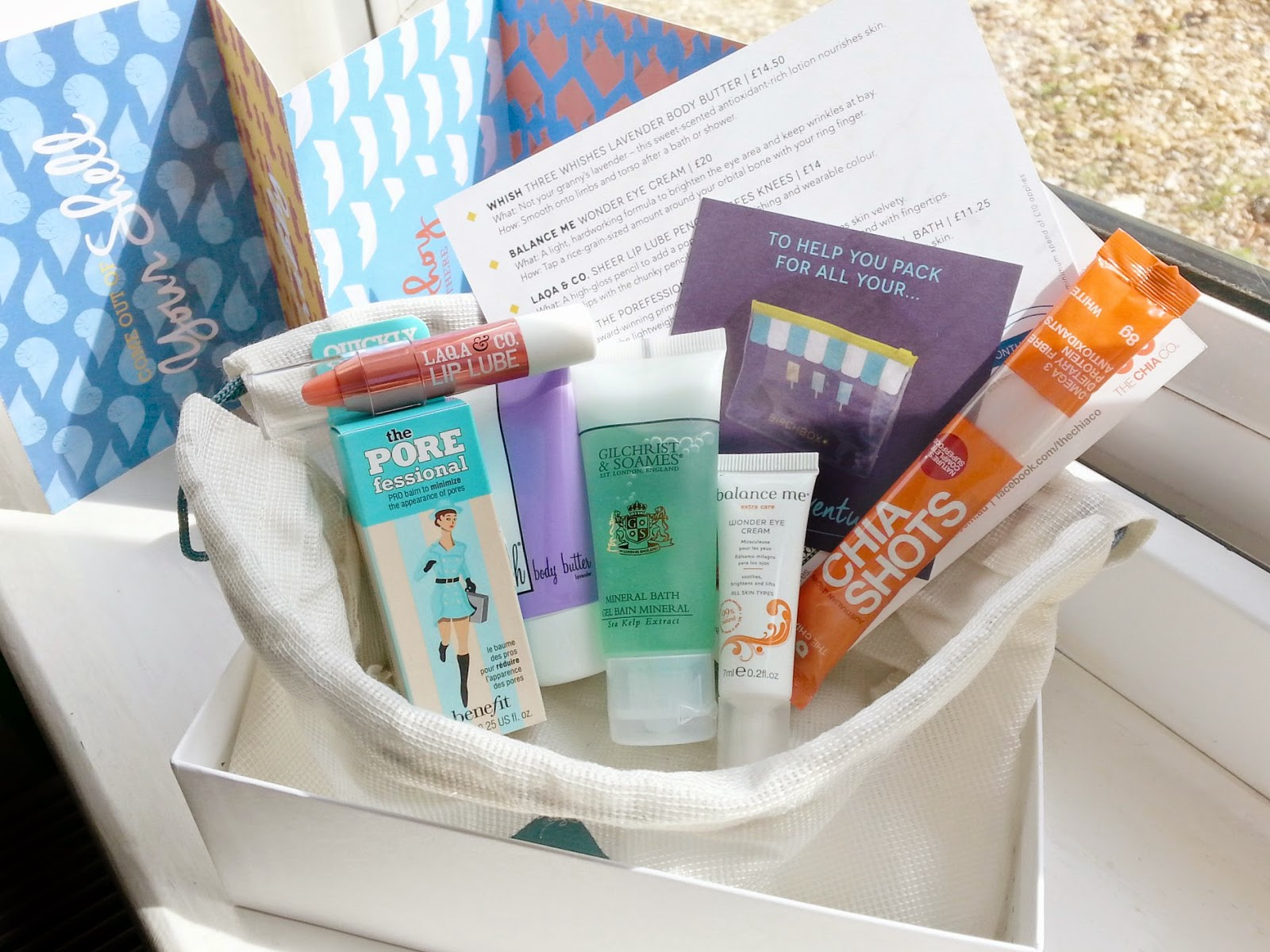 birchbox uk, Birchbox uk July 2014, Birchbox beauty subscription box