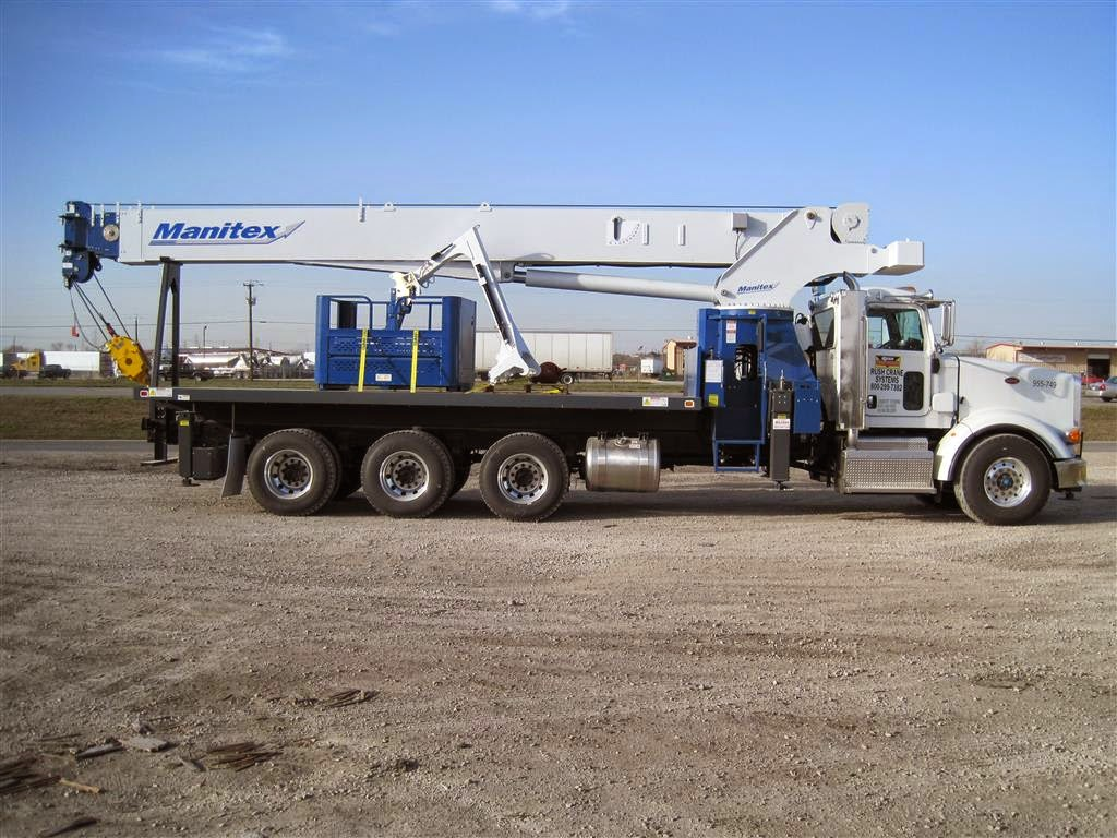 Boom trucks available immediately inventory listed rental or sale