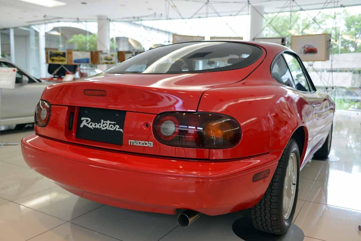 Mazda Miata coupe