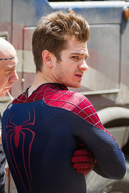 Celebrity Scandals: Andrew Garfield Photo Scandal???