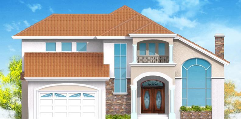 9 formas de remodelar una casa para hacerla moderna for Los mejores techos de casas